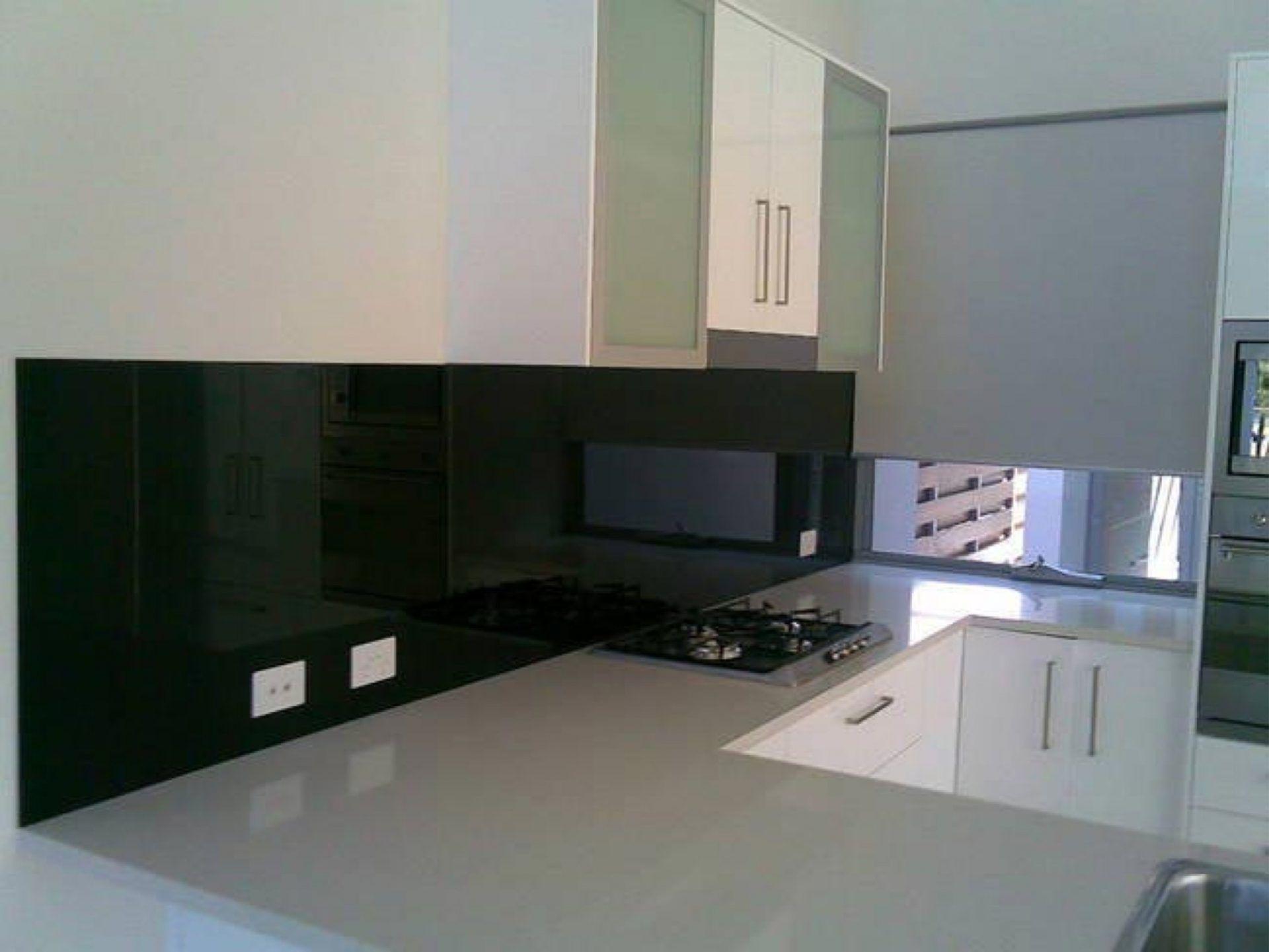 Keuken Glazen Achterwand : Keuken achterwand glasconcept