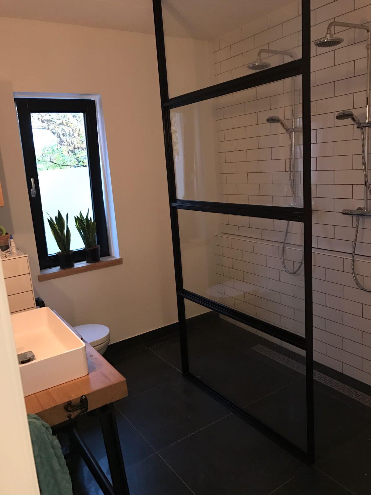 Glazen Wand Badkamer Op Maat.Douchewand Glasconcept